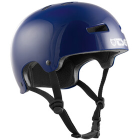 TSG Evolution Solid Color Helm gloss evo blue
